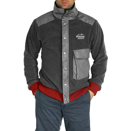 307 Mid-Altitude Windproof-Fleece Jacket from The American Mountain Co. 1388522be5b4
